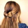 6 Швидких і простих зачісок на кожен день з середніх волосся