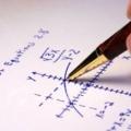 Алгоритм рішення рівняння графічним способом