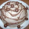 Млинцевий торт яблучний рай - рецепт