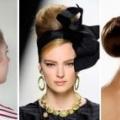 Зачіски в стилі стиляг на середні волосся - 8 фото