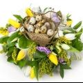 Квіти на пасху