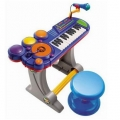 Дитячий синтезатор - перший інструмент маленького музиканта