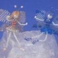 Фігурки з бісеру: схеми плетіння плоских і об`ємних моделей
