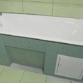 Гіпсокартон в ванній для конструктивних рішень