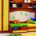Головне при покупці меблів для дитячої кімнати