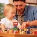 Ігри з дітьми 2-3 років
