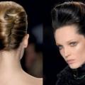 Зачіски 19 століття на середні волосся - 7 фото