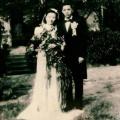 98-Літні подружжя відтворили день свого весілля через 70 років
