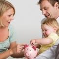 Як навчитися економити сімейний бюджет