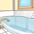Як почистити гідромасажну ванну