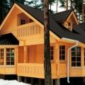 Як побудувати будинок з бруса своїми руками