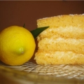 Як приготувати лимонний бісквіт