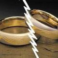 Як розлучитися, якщо чоловік не згоден