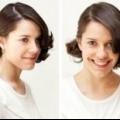 Як укласти коротке волосся