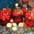 Як варити компот з яблук на зиму рецепти
