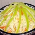 Капуста гостра в маринаді по-швидкому (як готую я) - рецепт