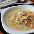 Лимонний суп з індички