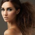 Лисий хвіст - стрижка для довгого волосся