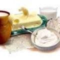 Маски з молочних і кисломолочних продуктів