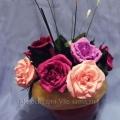 Майстер-клас - цукеркові троянди