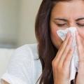 Нежить і закладеність носа під час вагітності