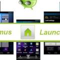 Nemus launcher - програма для зміни інтерфейсу