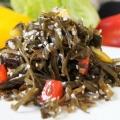 Кілька рецептів з сушеної морської капусти