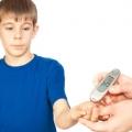 Норма цукру в крові у дітей - показник здоров`я