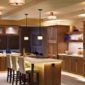 Потрібен на кухню світильник: який вибрати?