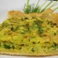 Відкритий рибний пиріг з пангасіус