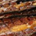 Печена риба впливає на здоров`я жіночого серця