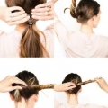 Зачіски на довге волосся на кожен день
