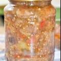 Рагу з баклажанів - рецепт