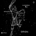 Ригель - зірка, що вражає міццю і красою
