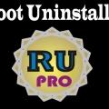 Root uninstaller - програма для управління софтом на android