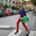 З чим носити джинси з високою талією?