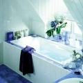 Як обробити ванну пластиком