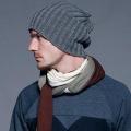 Як зв`язати зимову чоловічу шапку