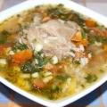 Суп харчо - рецепт