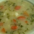 Суп-пюре з ікрою