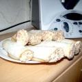 Трубочки з кремом - рецепт