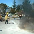 Гасіння пожежі: основні способи і засоби