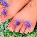 Догляд за шкірою ніг під час вагітності
