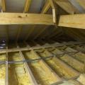 Утеплення стелі в житловому приміщенні - комплексні роботи