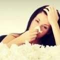 Закладеність носа: можливі причини і методи лікування