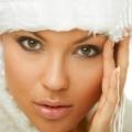Зимовий макіяж: як врятувати красу від холоду