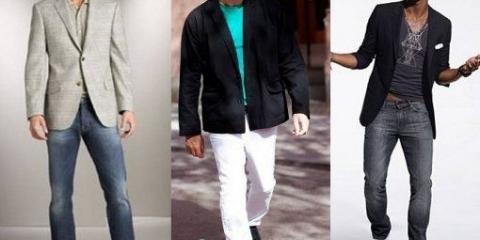 Чим блейзер відрізняється від піджака