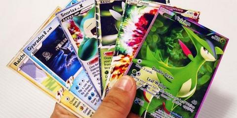 Як оцінити вартість ваших карток pokemon