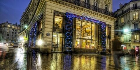 Відкриття виставки cartier в парижі